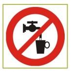 Acqua-non-potabile