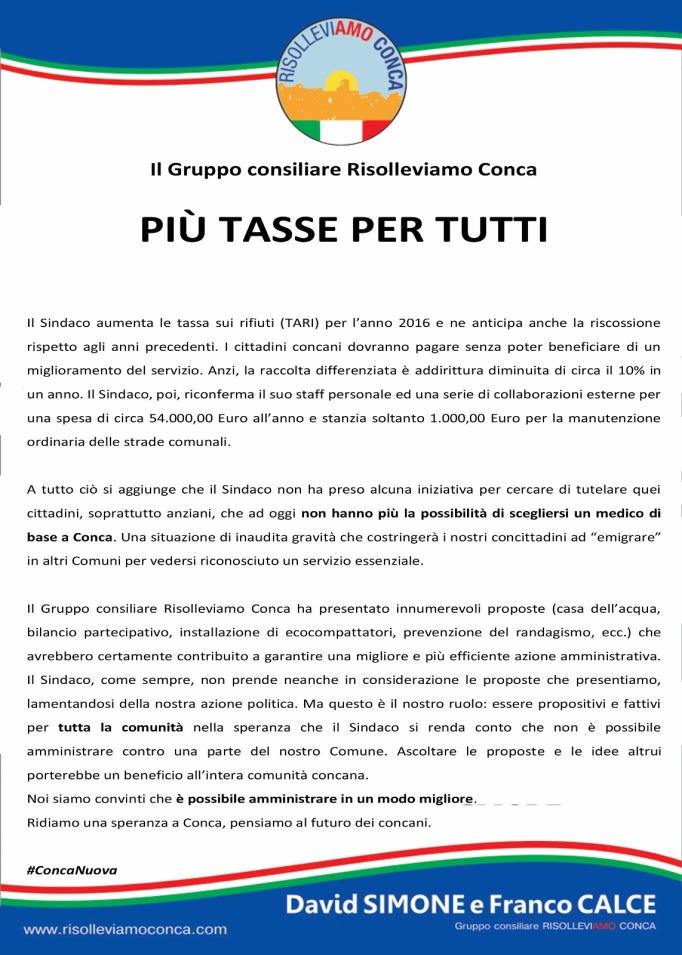 Manifesto 4 giugno 2016